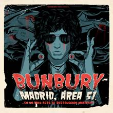 Trailer oficial: BUNBURY MADRID, ÁREA 51