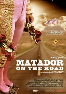 MATADOR ON THE ROAD, el último cortometraje de ALEXIS MORANTE, protagonizado por JUAN DIEGO, calienta motores. Muy pronto estreno. / MATADOR ON THE ROAD, upcoming short film by ALEXIS MORANTE, starred by JUAN DIEGO, is ready. The Premier is coming soon.